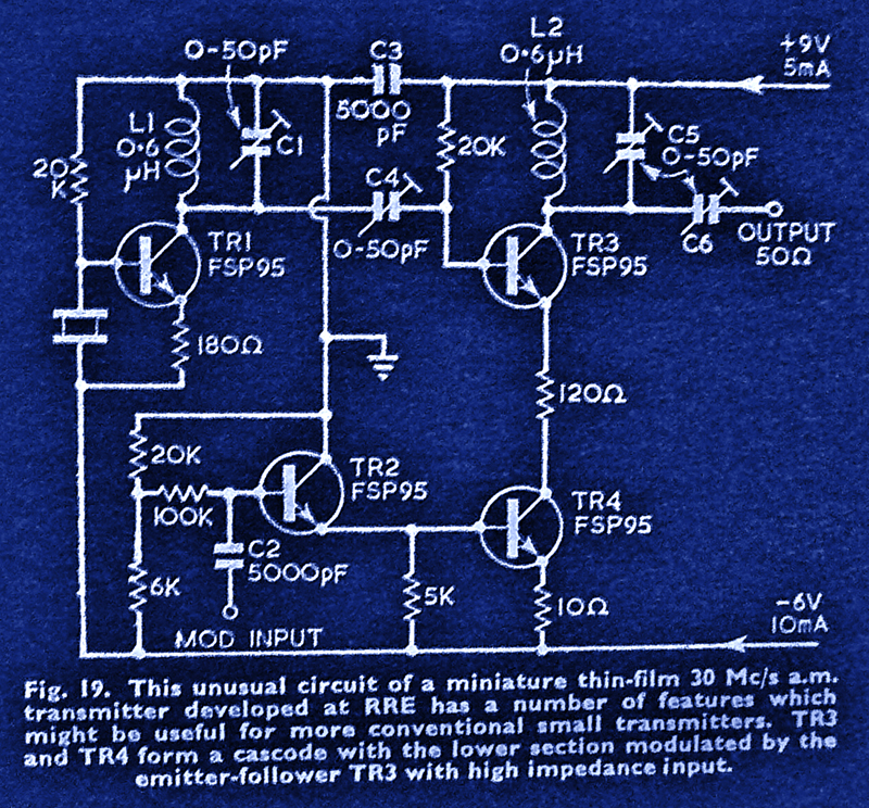Figure 696 : Random Circuit Diagram.