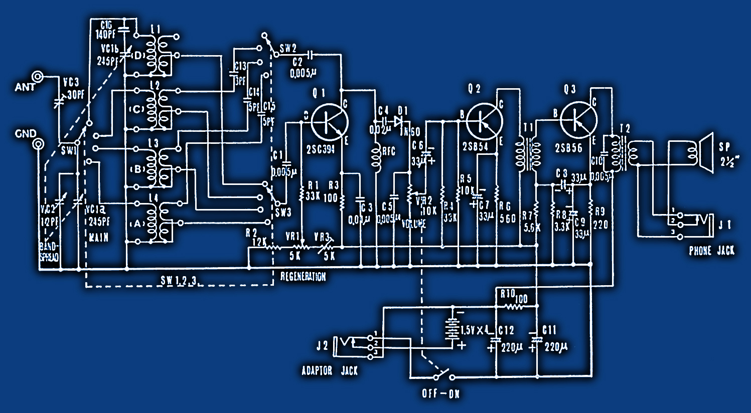 Figure 962 : Random Circuit Diagram.