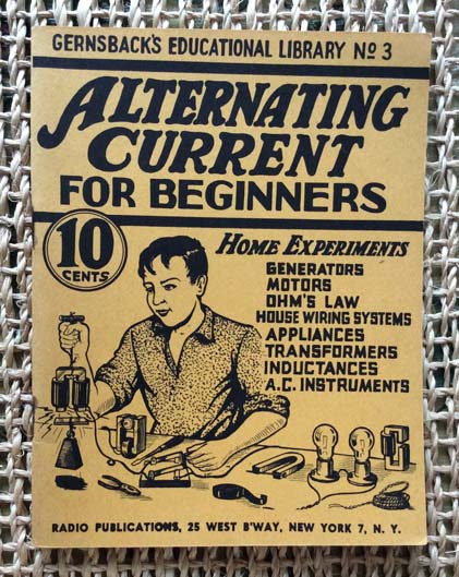 Alternating Current for Beginners VOL 3