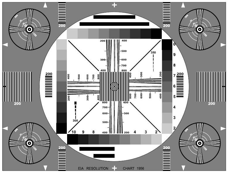 Crochet Table Runner Pattern Free - First line: 1080p black test pattern
