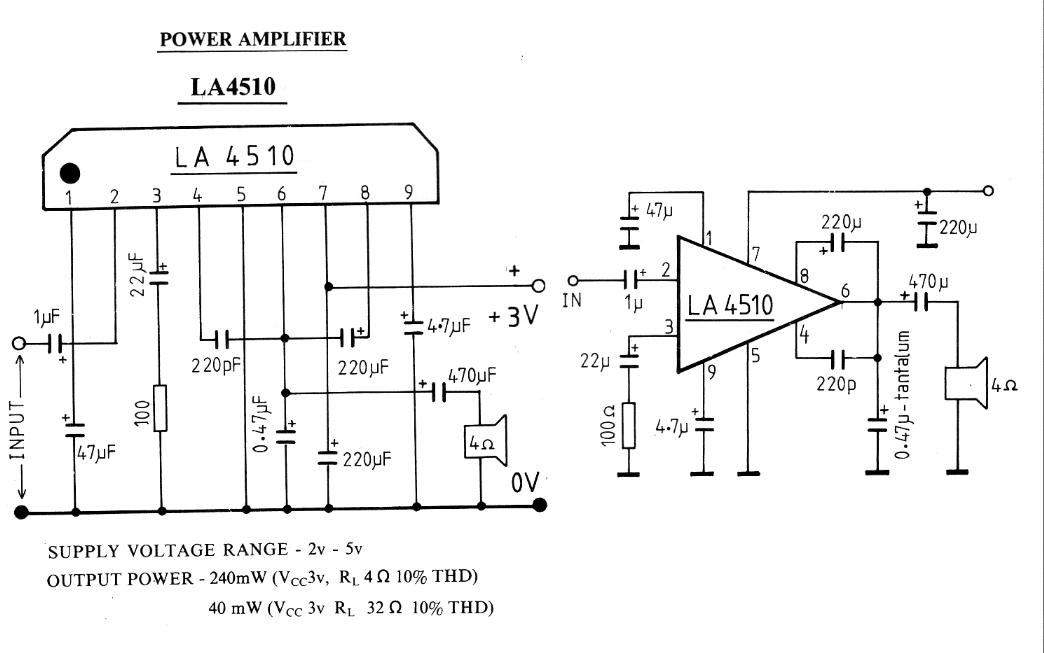 Micro Amplifier