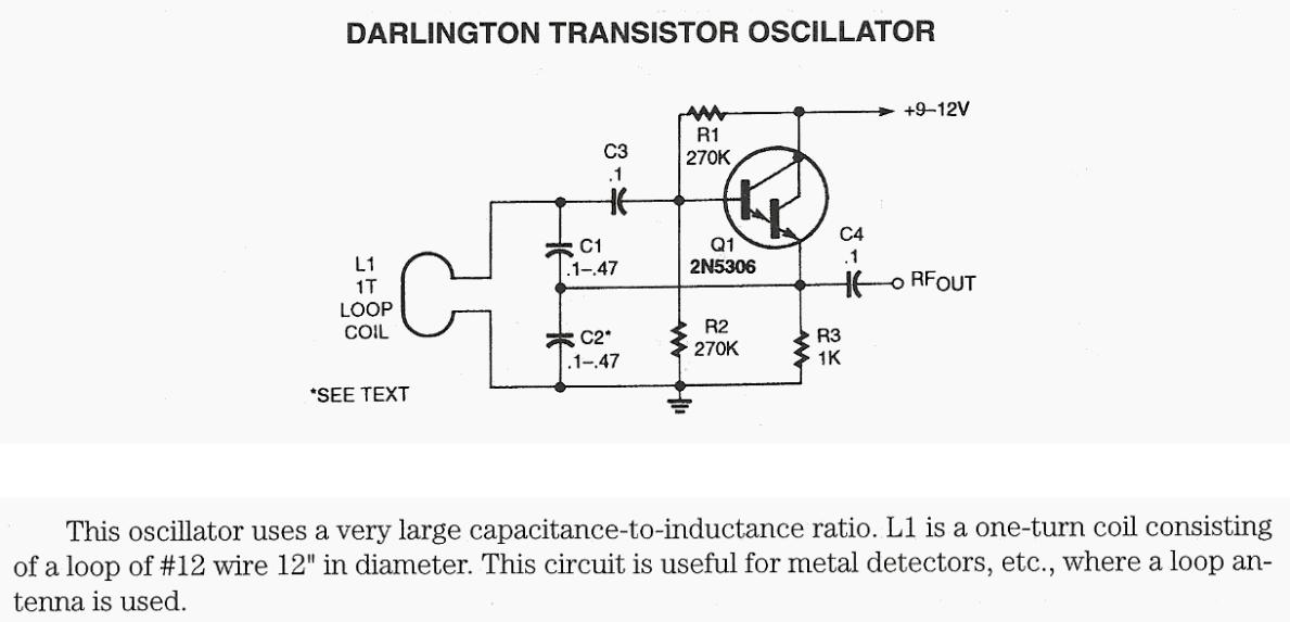 how to use a crystal oscillator as an inverter