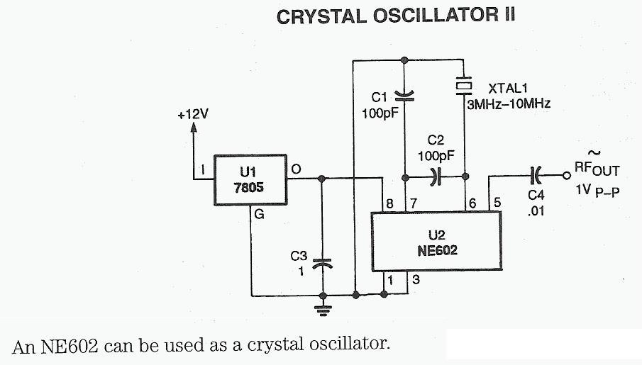 Crystal Oscillator 2