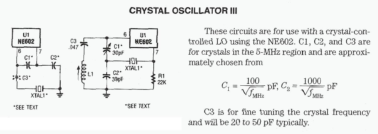 Crystal Oscillator 3