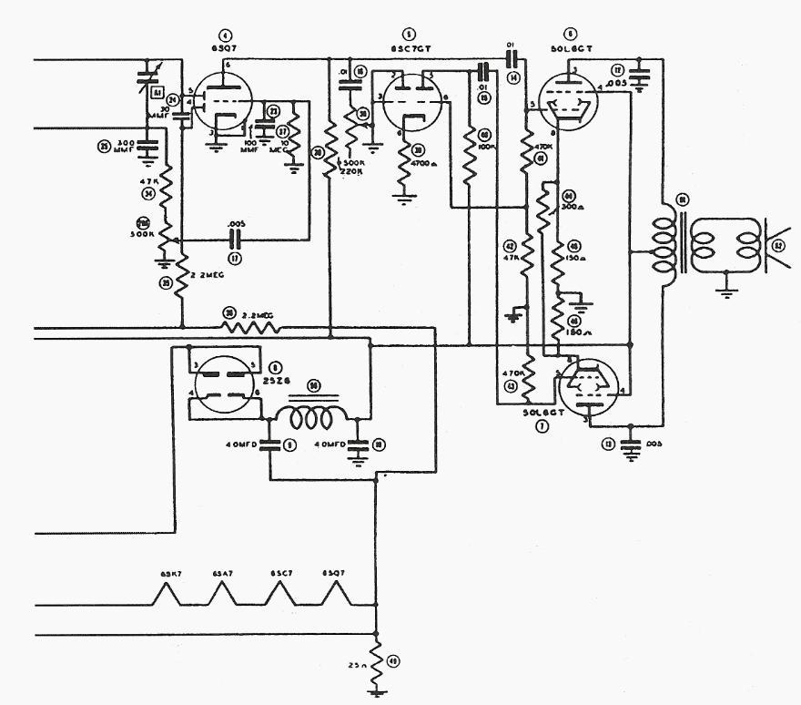 AC-DC Tube AM and Shortwave Receiver(Part 2)