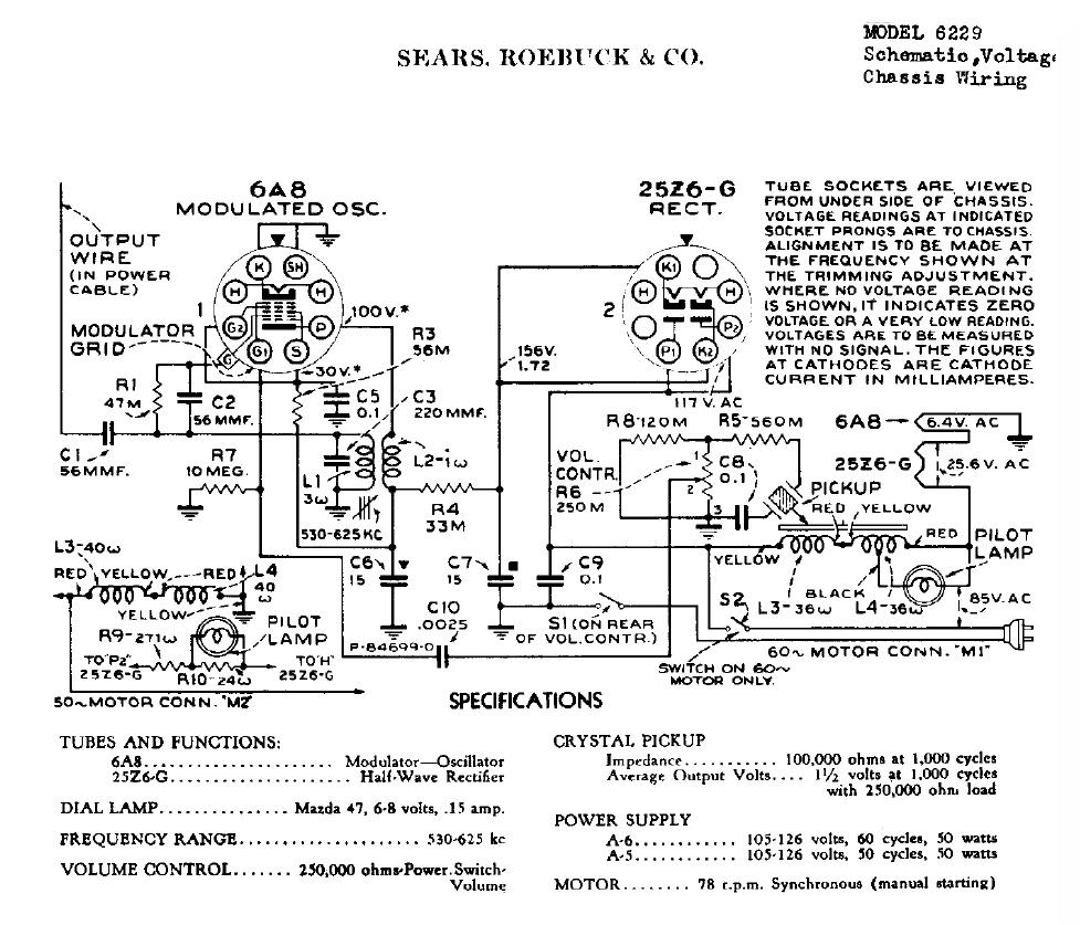 AM Phono Oscillator