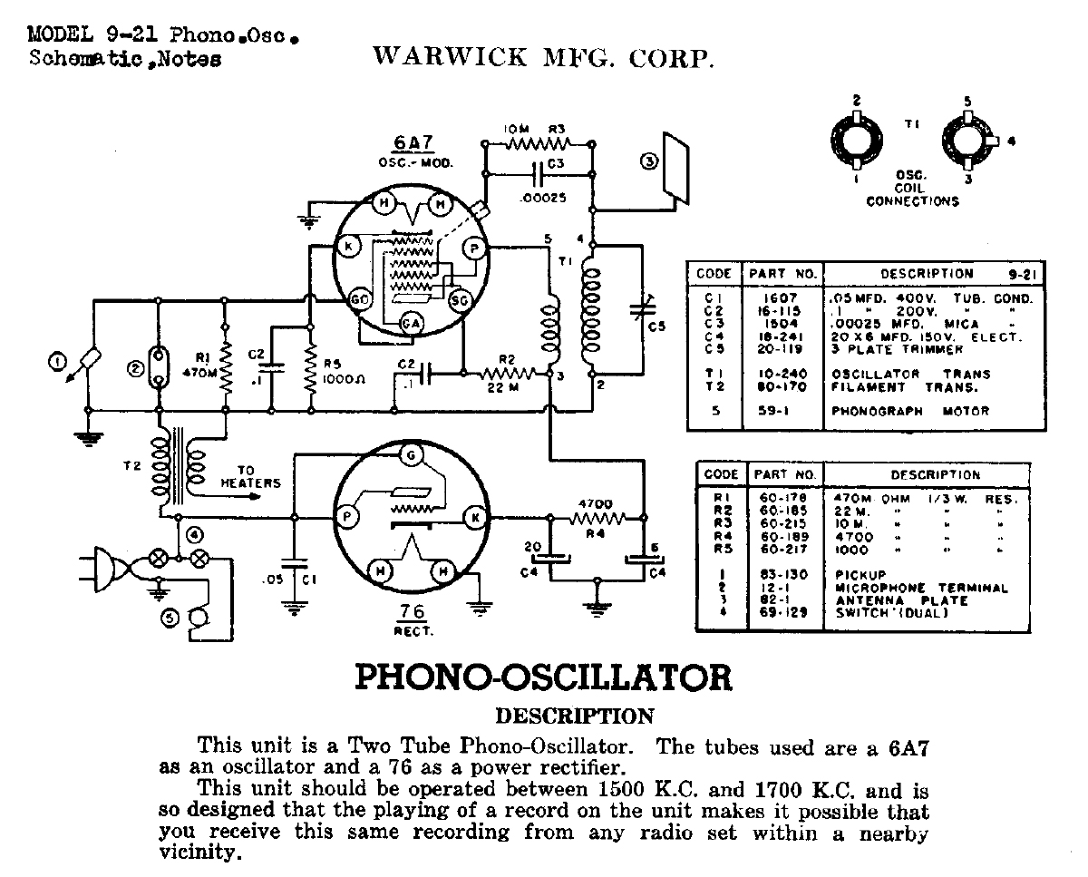 Radiosparks New Responsive Web Site 20170612 Am Transmitter Circuit Diagram Phono Oscillator