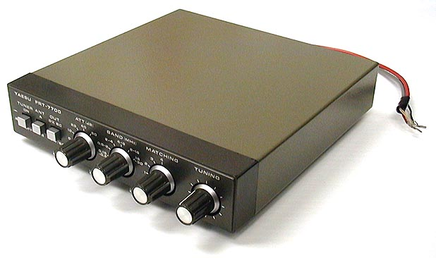 <b>Yaesu Musen Co. Ltd. FRT-7700</b> (1979) : Figure 38 : Passive Antenna Tuner :